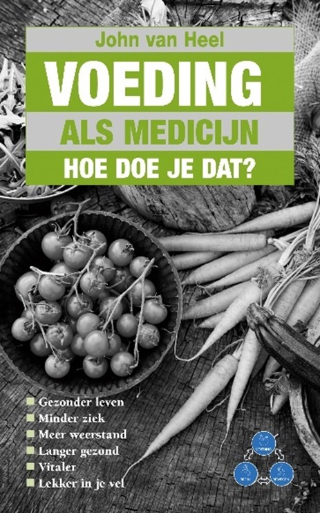Boek Voeding als medicijn, hoe doe je dat?