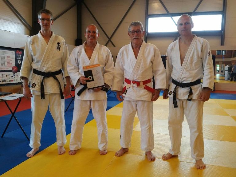5e Dan Jiu-Jitsu Mario Struyk