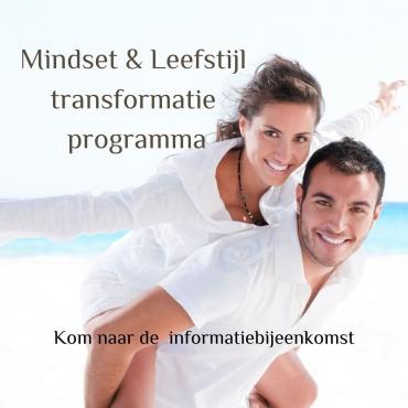 NIEUW IN WEERT - Mindset & Leefstijl transformatieprogramma